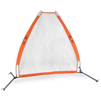 Bownet Portable Baseball and Softball Pitching Screen 2.1m x 2.1m