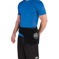Man wearing ICE20 Hip Ice Compression Therapy