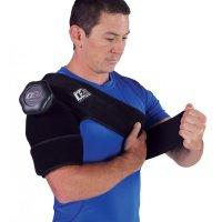 Man applying ICE20 Single Shoulder