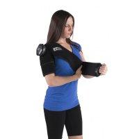 Woman applying ICE20 Single Shoulder