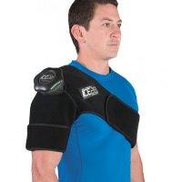Man wearing ICE20 Single Shoulder